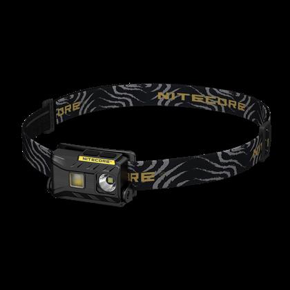 NITECORE HEADLAMP NU25 BLACK ΦΑΚΟΣ LED 360 LUMENS
