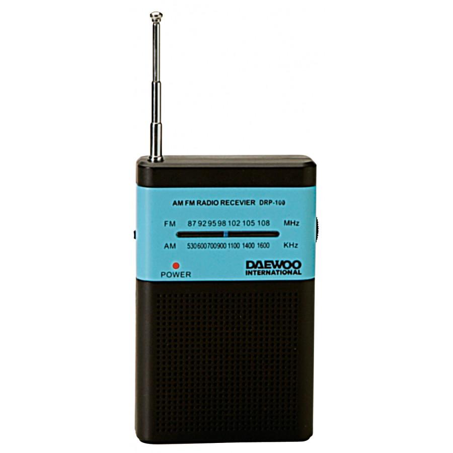 DAEWOO DRP-100B ΡΑΔΙΟ AM-FM