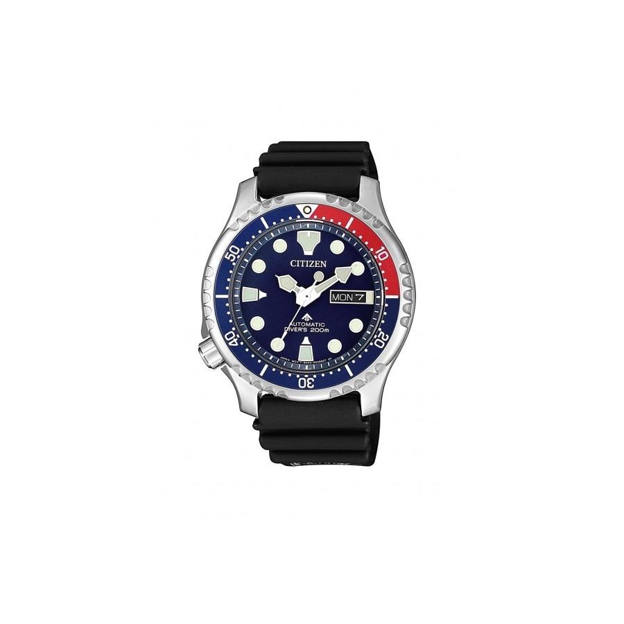 CITIZEN Promaster Mechanical Diver's NY0086-16LE